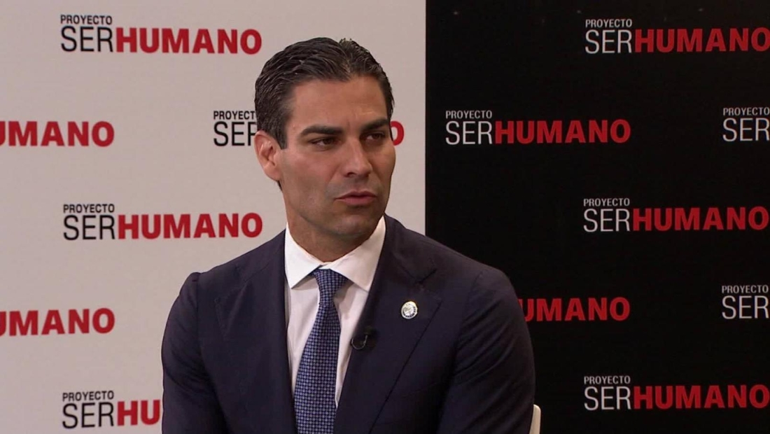Francis Suarez, alcalde de Miami, cuenta en Proyecto Ser Humano cómo trabaja contra la discriminación social