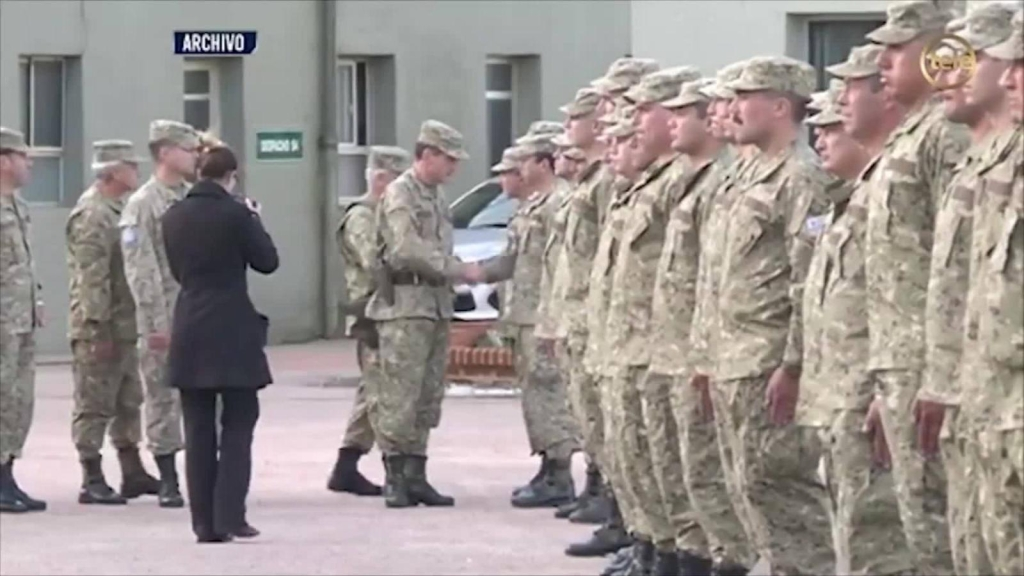 Uruguay pasa a retiro a 6 generales