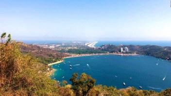 Astudillo: Al mundo, gracias por seguir apoyando a Acapulco
