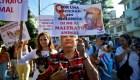 Marchas piden ley contra abuso animal
