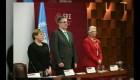 ONU apoyará a Comisión del Caso Ayotzinapa