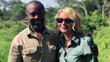 Así rescataron a estadounidense secuestrada en Uganda