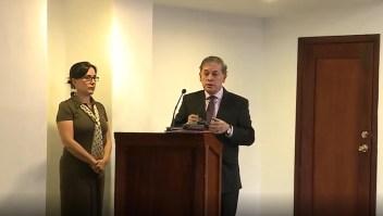 El enojo con los medios del vicecanciller de Ecuador, Santiago Chávez