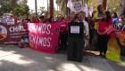 rabajadores en EE.UU. exigen al Gobierno reconocer sus derechos