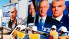 Apretado resultado electoral en Israel