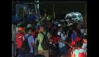 Nueva caravana de migrantes inicia su camino a Estados Unidos