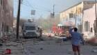"""Testigo de explosión en Durham: """"Fue espeluznante"""""""