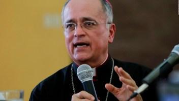 Obispo crítico de Ortega parte al Vaticano por seguridad
