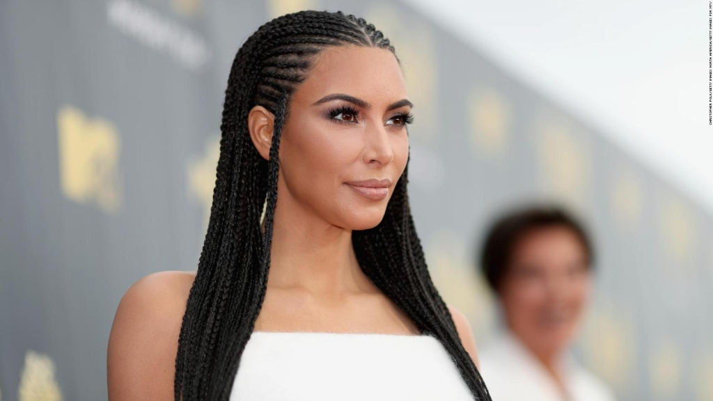 Kim Kardashian quiere ser abogada