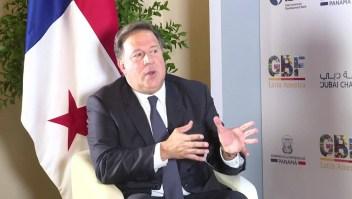 Juan Carlos Varela niega interferencia contra Martinelli