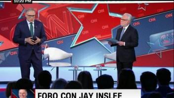 """Inslee dice haber obtenido """"18 victorias"""" ante Trump"""