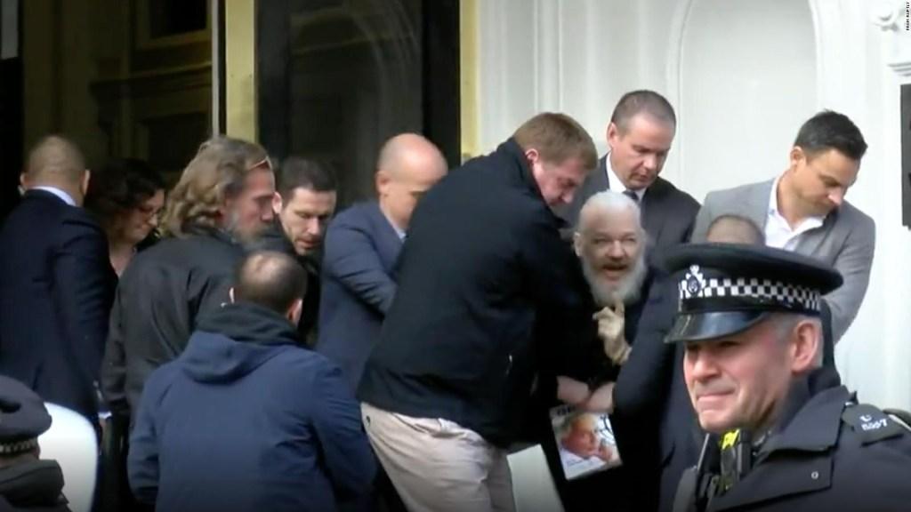 Un juicio a Assange plantearía un dilema para el periodismo