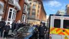 Assange detenido por solicitud de extradición