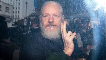 El arresto de Julian Assange, entre lo más destacado