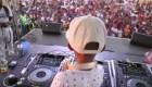 #EstoNoEsNoticia: el pequeño DJ Arch Junior cautiva con su música