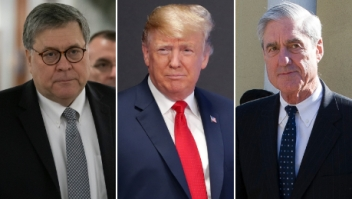 La versión editada del informe Mueller