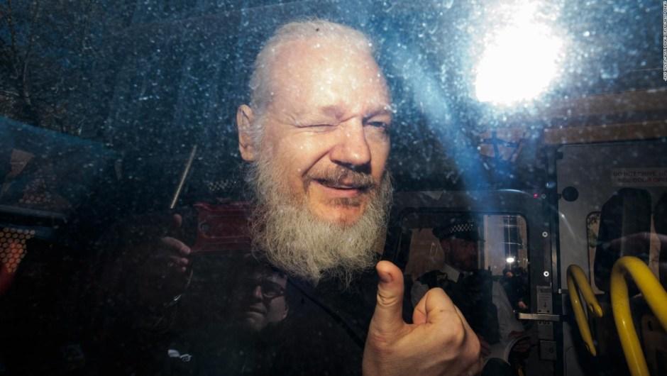 Julian Assange: así fue arrestado y esto dijo el presidente Moreno