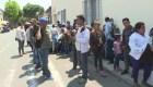Migrantes combaten con esperanza la difícil experiencia