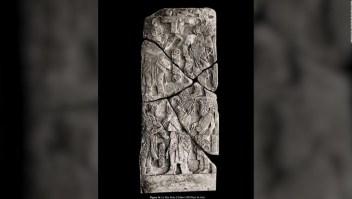 #ElDatoDeHoy: pieza arqueológica Estela 2 de vuelta a México