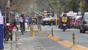 Servicios de entrega a domicilio afectados en Buenos Aires