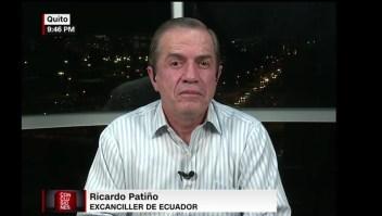 Las acusaciones que enfrenta Ricardo Patiño