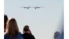 El avión más grande del mundo vuela por primera vez