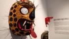 Exhiben máscaras indígenas en museo uruguayo
