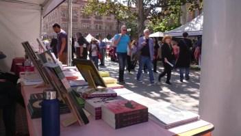 Hispanos participaron del Festival del Libro en Los Ángeles