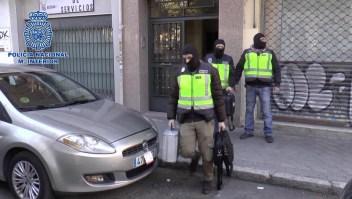 Desarticulan red de comunicación del ELN en España