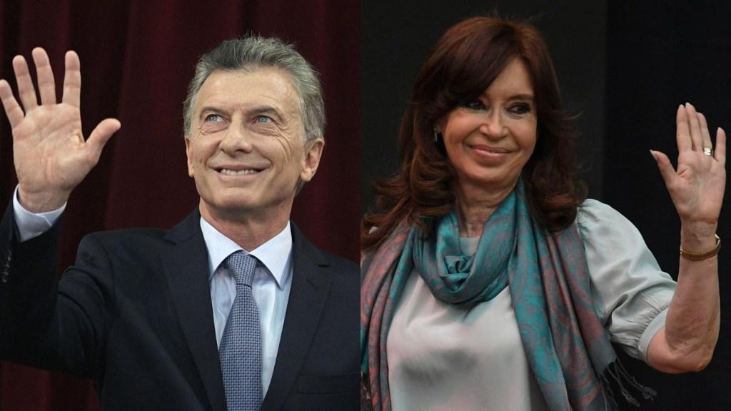 Elecciones 2019: ¿Tiene más chances Macri o F. de Kirchner?