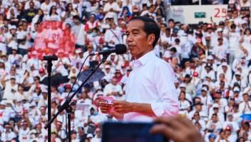 Joko Widodo gana elecciones según primeros resultados