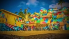 Este barrio en Puerto Rico se pinta para revivir