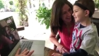 Chris Evans envió un mensaje a niño salvadoreño con cáncer