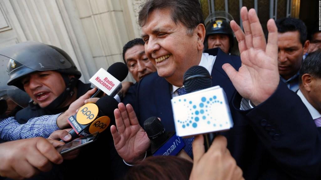 """Alan García, en """"estado crítico"""""""
