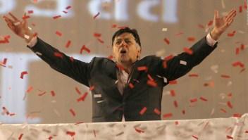 La vida del expresidente Alan García en fotos