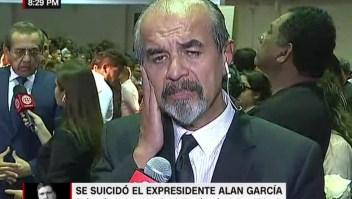 """Mauricio Mulder : """"Alan García nos deja un gran legado"""""""