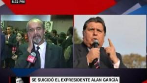 No habrá honores de estado para García, ¿por qué?