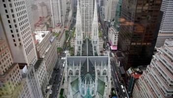 Catedral de San Patricio en Nueva York.