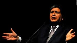 Familia de Alan García declina funeral de Estado en Perú