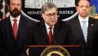 Barr: La Casa Blanca cooperó con todo lo necesario