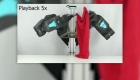 Un robot que dobla ropa y sirve café