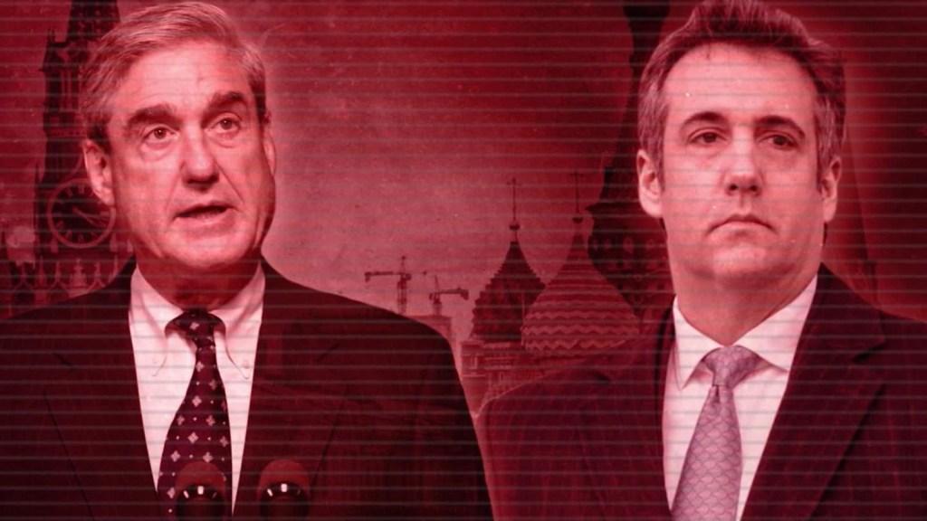 El capítulo sobre Michael Cohen en el informe Mueller