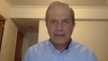 """Ricardo Patiño: """"Yo salí del país en absoluta legalidad"""""""