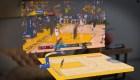 Mundo virtual te lleva hasta la cancha de baloncesto