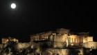 Grecia con la mira en la luna para 2022