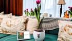 Comunícate con tulipanes a través de Google Home