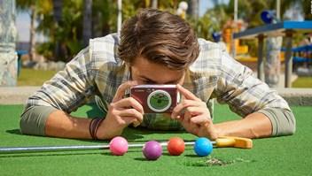 La cámara que imprime tus recuerdos instantáneamente