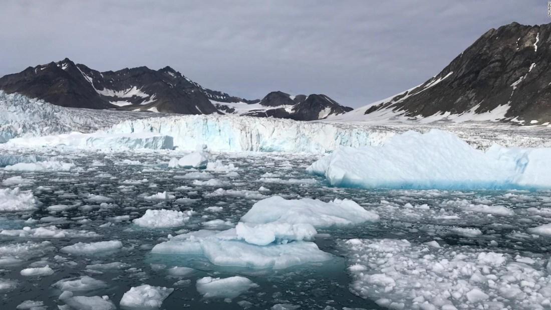 Se derrite Groenlandia
