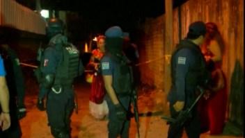 Balacera deja al menos 13 muertos y heridos en Veracruz