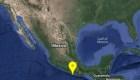 SSN: sismo de 5,7 sacude México
